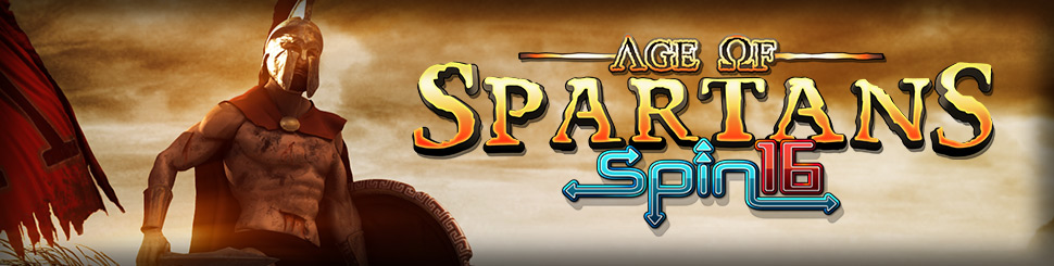 Age of Spartans - Spin 16