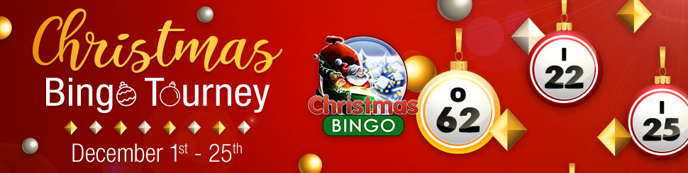 Christmas Bingo Tourney