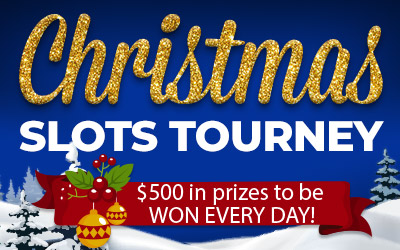 New Year's Slots Tourney