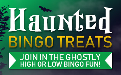 Haunted Bingo Treats