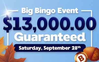 Biggest Bingo Games