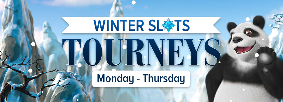 Winter Slots Tournaments