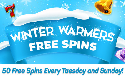 Winter Warmers Free Spins